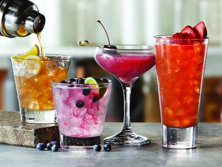 The TGI Fridays happy hour is just one of their many awesome offerings.