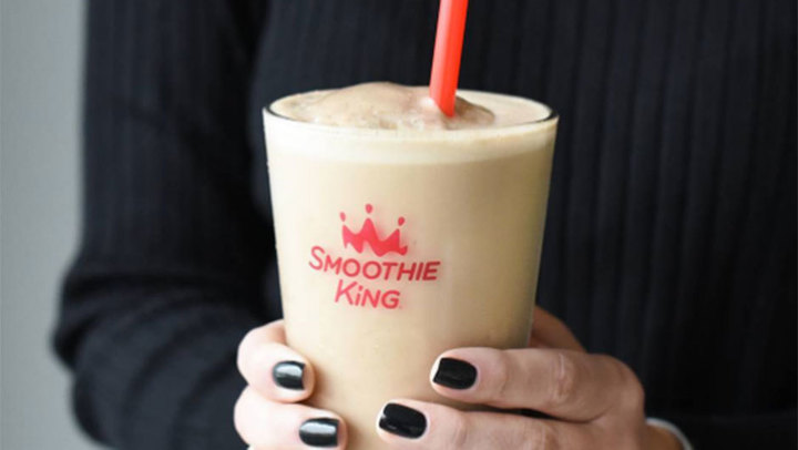 A must-try Smoothie King hulk, only at Smoothie King fundraisers