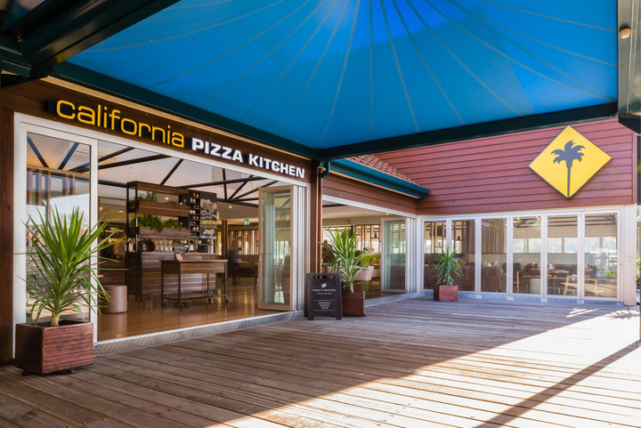 With over 200 restaurants across the world, it isn't hard to find a California Pizza Kitchen location near you.