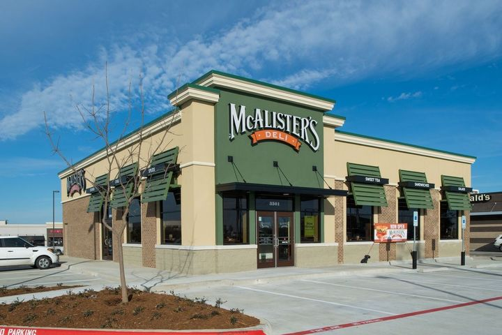 With over 400 restaurants across the country, you're sure to find a McAlister's Deli location near you.
