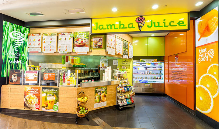 With over 800 restaurants across the country, you're sure to find a Jamba Juice location near you.