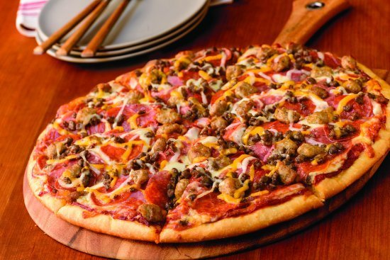 The Papa Murphy's take 'n' bake pizza is a must-try.