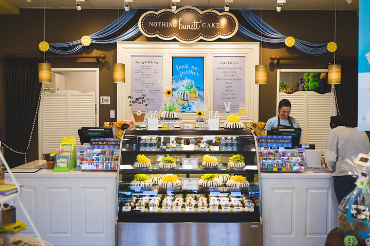 With over 200 restaurants across the country, you're sure to find Nothing Bundt Cakes locations near you.