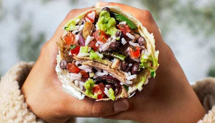 The Chipotle burrito is known for being extremely delicious and filling.