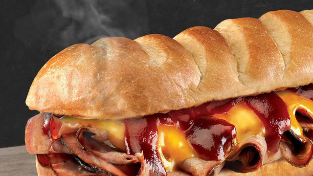 The Firehouse Subs new york steamer is a must-try.