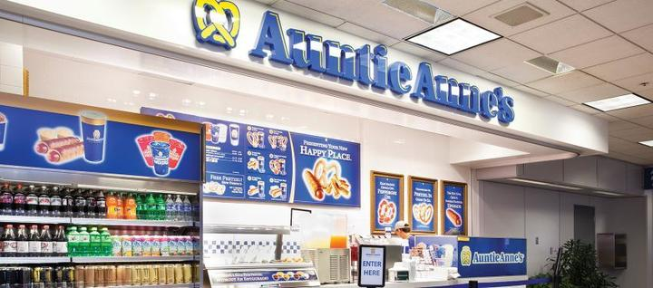 With over 600 restaurants across the country, you're sure to find Auntie Annes locations near you.