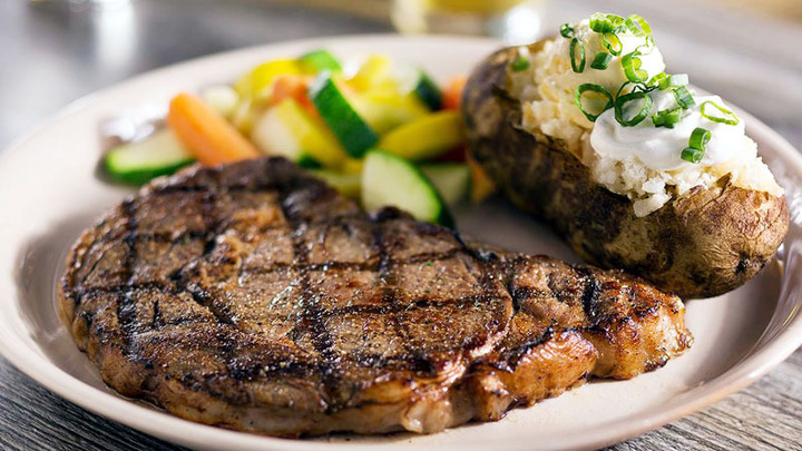 The Miller's Ale House Steak is a must-try.