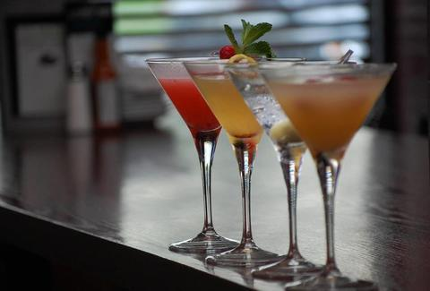 Bar Louie happy hour is a must-try.